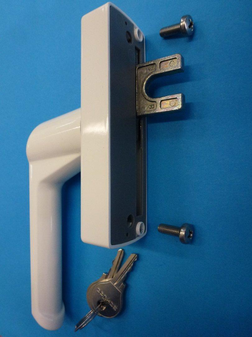 sch co fenstergriff abschlie bar 214791 nur 85 99. Black Bedroom Furniture Sets. Home Design Ideas